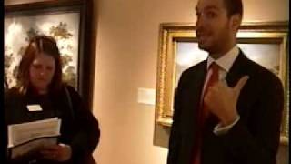 Fresno Met Museum - 4/10/09 Dutch Italianates Tour with Dr. Xavier Salomon - Part 7 of 7