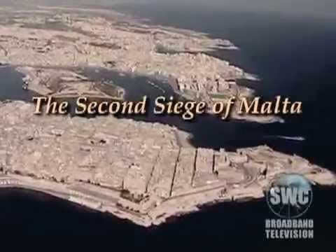 Shipwreck Stories: The Second Siege of Malta