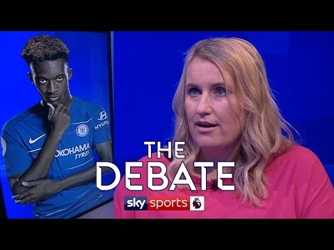 Should Callum Hudson-Odoi stay at Chelsea or move to Bayern Munich? | The Debate | Hayes & Merson