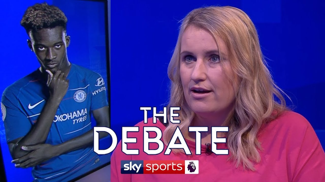 Should Callum Hudson-Odoi stay at Chelsea or move to Bayern Munich? | The Debate | Hayes & Merso