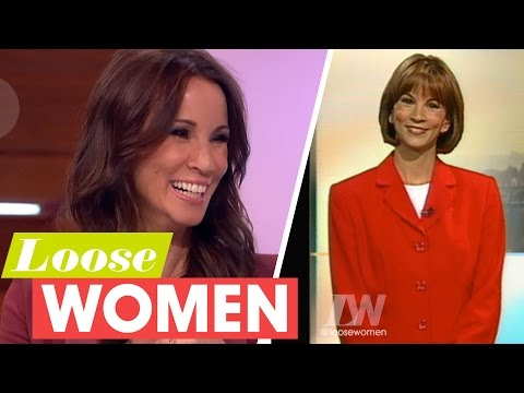Celebrating 20 Years of Andrea McLean Being on ITV | Loose Women
