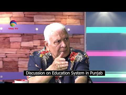 Discussion on Education System in Punjab @Brain Burst with Dr. Sharda