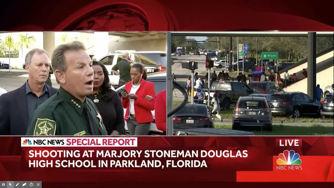 Výsledek obrázku pro parkland school shooting