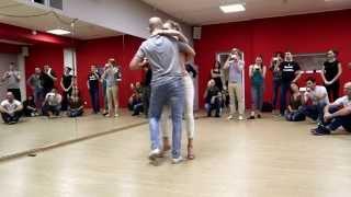 Yuriy Leshuk & Anna Alekseeva - Kizomba