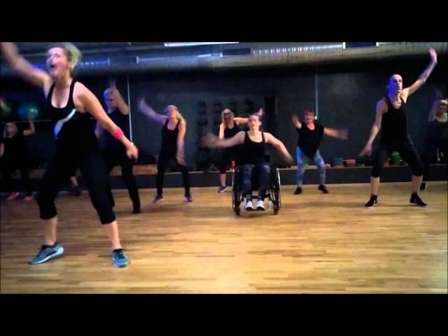 Hit The Floor - (wheelchair) zumba