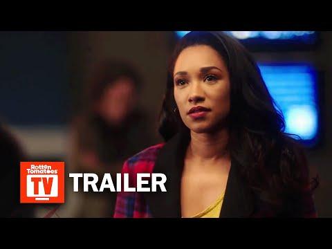 The Flash S05E18 Trailer   'Godspeed'   Rotten Tomatoes TV