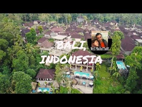 Bali 2017 Indonesia travel diaries: The movie