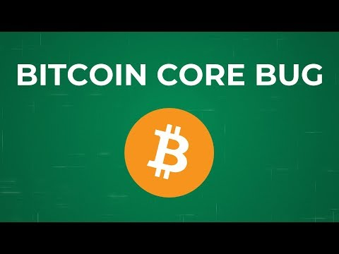 Urgent Upgrade: Bitcoin Core Bug (Upgrade Vertcoin Wallet To V13.3+)