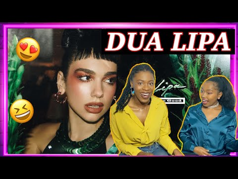 Dua Lipa - We're Good (Official Music Video) REACTION!!!