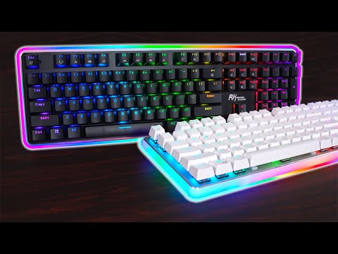Another Cool Gaming Keyboard - RK918 Review