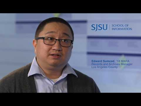 San Jose State University iSchool MARA Degree - Program Overview