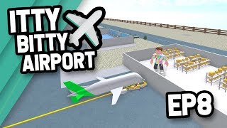 HUGE CARGO PLANES - Roblox Itty Bitty Airport #8