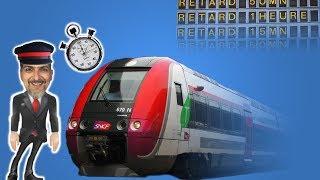 La SNCF peut-elle être ponctuelle ? - 43 - e-penser