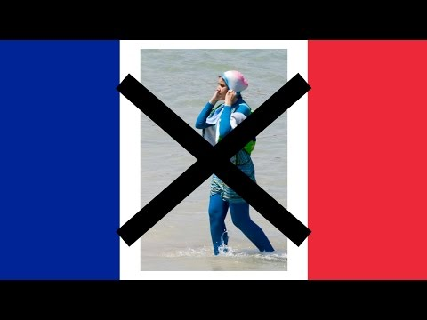 "4 Myths About the Burqa (AKA Why France's ""Burkini Ban"" is Very, Very Stupid)"