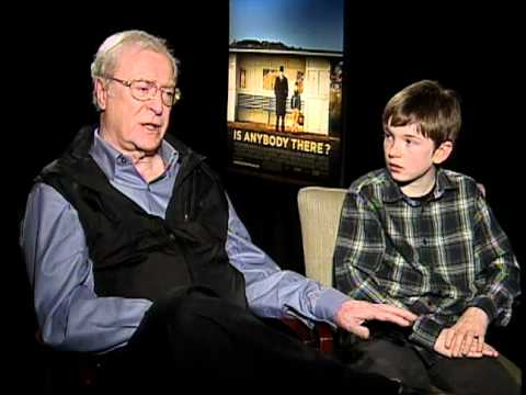 Download Is Anybody There? - Exclusive: Michael Caine and Bill Milner Interview