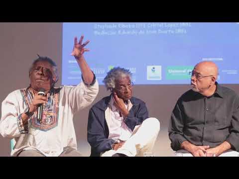 SIAN | 'Apropriação Cultural' com Cuti, Tizumba, Stephanie Ribeiro, Cristal Lopez e Eduardo de Assis