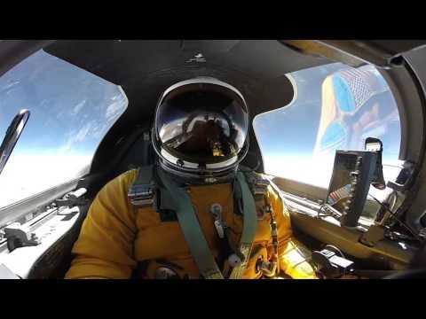 Stuart Broce, NASA ER-2 Science Pilot — Flying Magazine