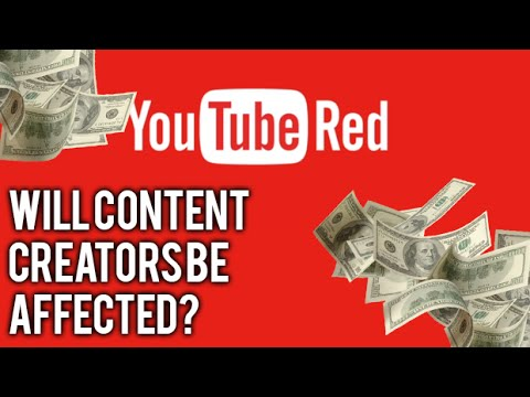 Youtube Red : Will it affect content creators earnings ...