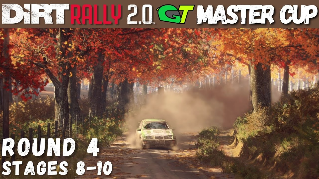Dirt Rally 2.0 Master Cup