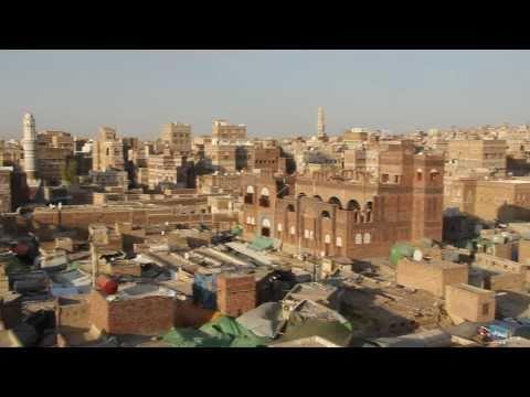 Wanderer in Sana'a