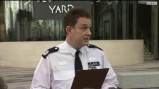 الشرطة في لندن تطلب ممن لدية أي معلومات أن يتوجه فورا للشرطة