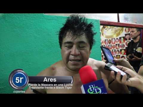 Black Tiger vs Ares Mascara vs Mascara