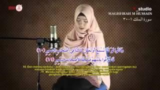 Maghfirah M Hussain surah Al Mulk Ayat 1- 30   YouTube