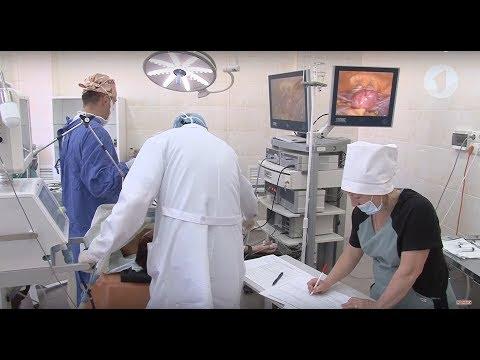 Операция: удаление миомы / Здравствуйте