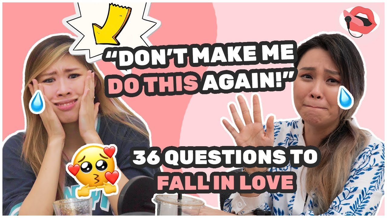 Download 36 Questions Guaranteed to Make You Fall in Love?!   The Thirsty Sisters #40