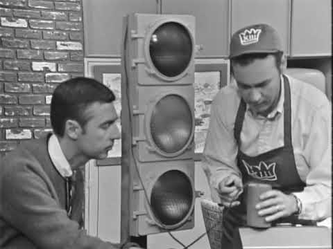 Mister Rogers Gets His Traffic Signal Repaired Ep 0097 Youtube