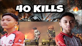 BTR ZUXXY & BTR RYZEN DEADLY DUO ! 40 KILLS