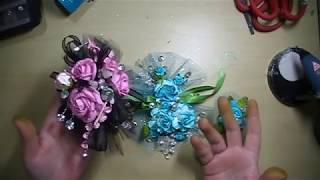 Repeat youtube video Corsage & Boutonniere