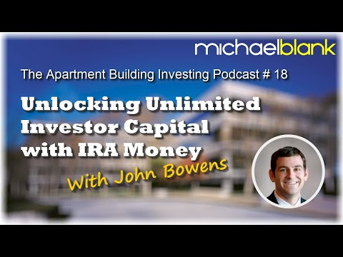 Unlocking Unlimited Investor Capital with IRA Money