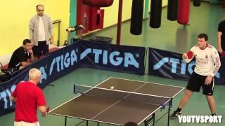 Пинг Понг жив!(Видео с турнира