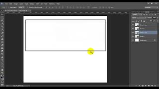 How to make table in Photoshop.