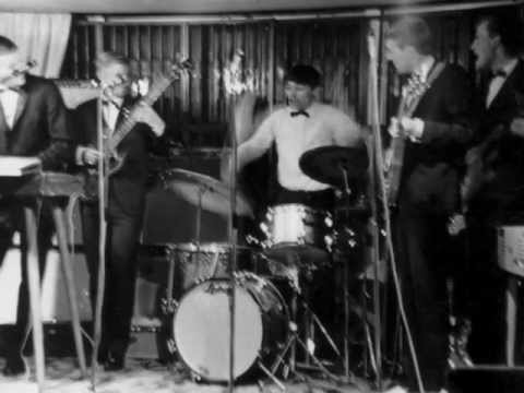 The Spotnicks (ft. Jimmie Nicol) - Drum Diddley (live Japan 1966)