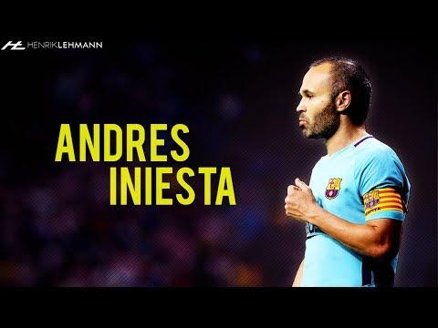 Andrés Iniesta ● The Magician ● 2017/18 HD