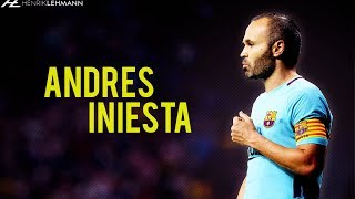 Andrés Iniesta ● The Magician ● 2017/18 HD