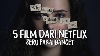 5 Film Dari Netflix Ini Seru Pakai Banget ! Rekomendasi !