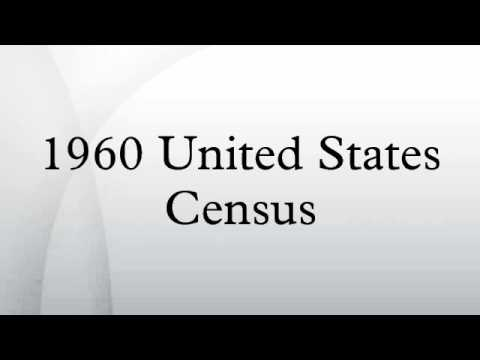 1960 United States Census