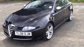 Alfa Romeo GT 1.9 JTDm 16V Cloverleaf 2dr + BOSE STEREO + FULL LEATHER Video Walk Round