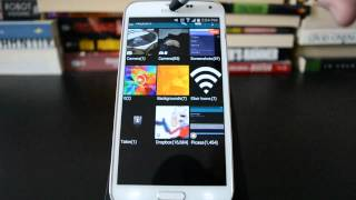 samsung galaxy s5 how to enable and use private mode