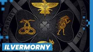 AS CASAS DE ILVERMORNY | HARRY POTTER