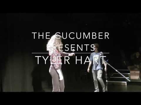 Cucumber Post Valentines Day: Tyler Hart