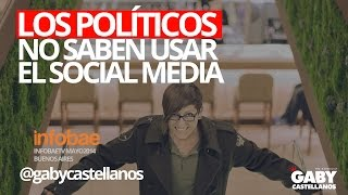 Política y Social Media: Análisis de Presidentes de Latinoamérica