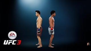 Video Jet li Vs Tony Jaa | EA Sports UFC 3 download MP3, 3GP, MP4, WEBM, AVI, FLV Mei 2018