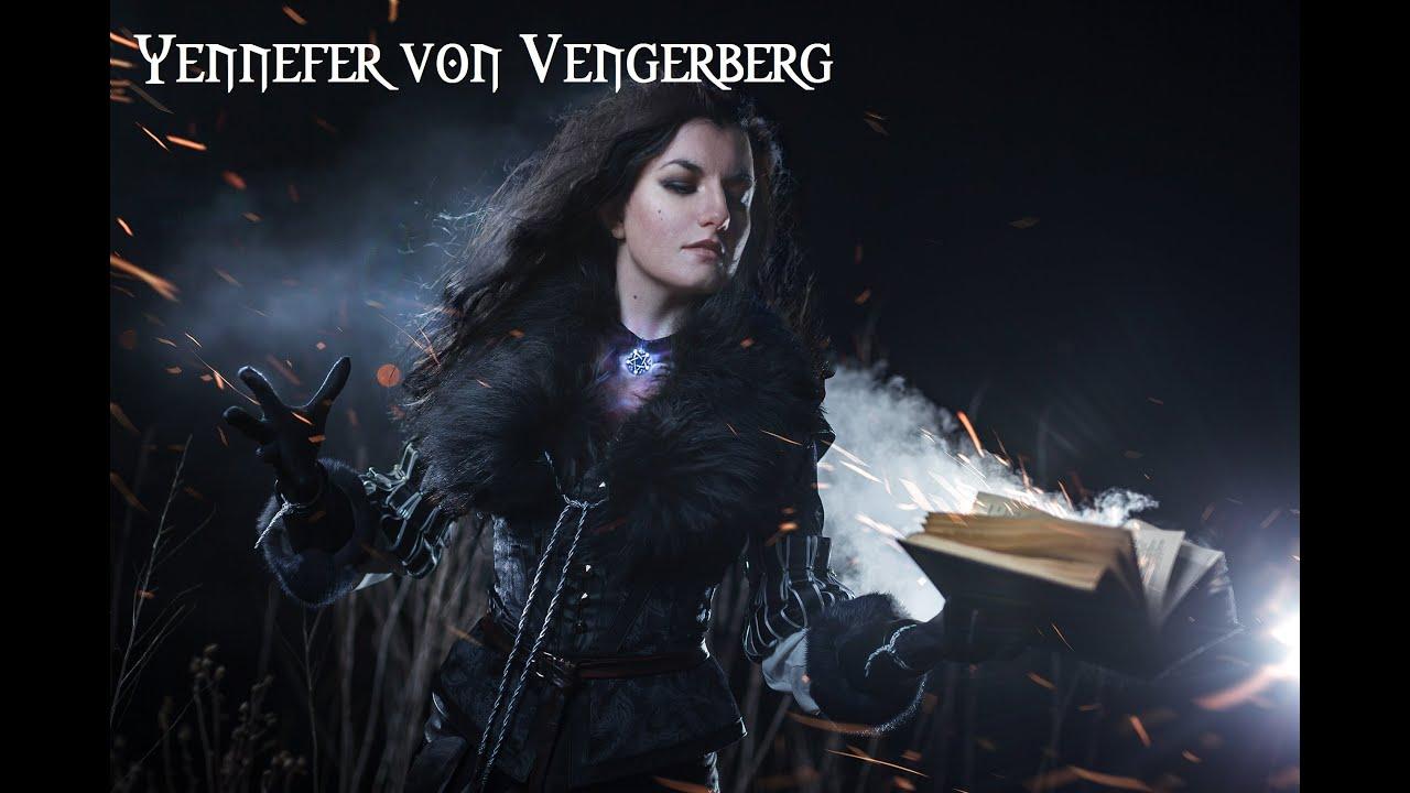 Yennefer Von Vengerberg