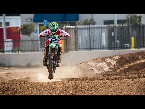 Ryan Villopoto – AUS-X Prep TW Motocross video