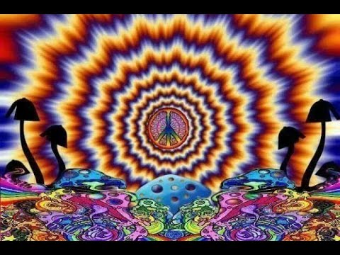 Magic mushrooms 3D | Trippy songs to listen to when high ...