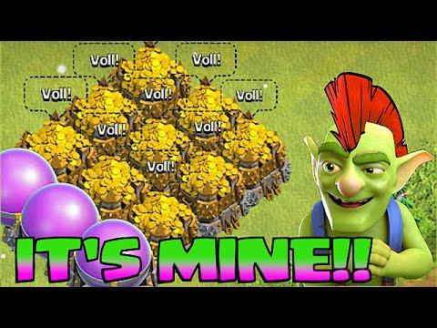 Clash Of Clans - 2 MILLION STOLEN!!! Top 5 Raids